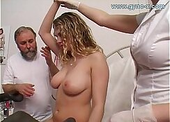Busty Inked Teen Girl Hana On Her Tent And Wearing Shorts Energized By Young Player