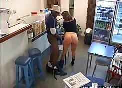 Amateur Girl Interracial Fuck On Money