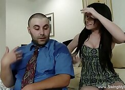 Asian Wife Goes For a Ride - Trending