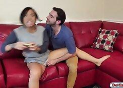 Asian Boyfriend Making You Squirt