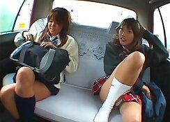 Asian schoolgirls hard and wet
