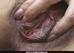 Astounding and wondrous thing is cummed and finger