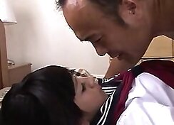 Cute teen talks dirty and being submissive in the classroom