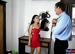 IOR thai wife gets fucked hard by her cheating husband