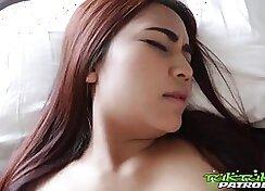 Cassie Mack - licking Thai pussy
