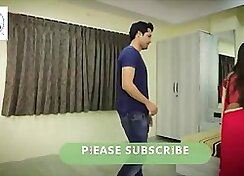 Indian Girl Ass Stretching