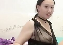 Sexy chinese stripper!