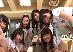 Japan Student Pissing