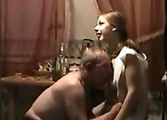 asian fucked by young boy russian bed!solid