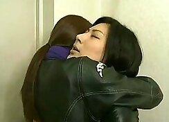 great japanese lesbians having fun
