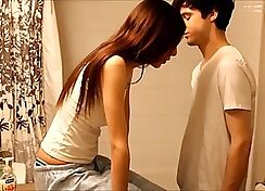 Perverted Brother Seduce Step Sister to Fuck