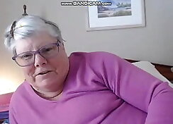 Grandmas are giving a lapdance in the shop