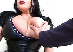Cum In LATEX BIG TITS BLOWJOB WATCH THE VIDEO AT ICONSX