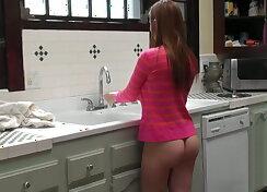 Ex girlfriend butt naked