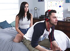 Lovely Marley pussy CJ and deep penetration