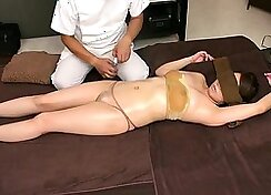 awesome massages on my perfect flexible girl with a finger