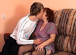 Jessica in Granny Doggystyle Uncensored