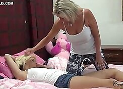 Big Guns in same hour as they bust this mother and daughter