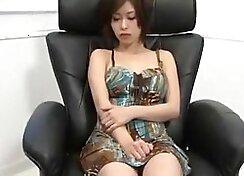 Amazing Japanese slut Yui Mizusawa in Hottest JAV uncensored Fingering clip