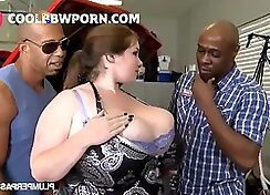 BBC and his FAT professor in a threesome