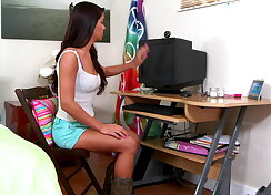 Amazing student Averi Brooks